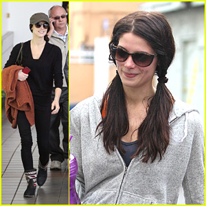 Ashley Greene: 'Breaking Dawn' Re-Shoots Complete