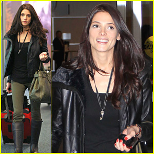 Ashley Greene: More Stunts on 'Apparition' Than 'Twilight'