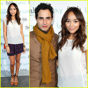 Ashley Madekwe is FABB!