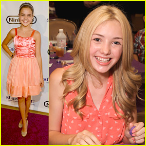 Bailee Madison &#038; Peyton List: A Stellar Night 2012!