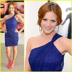 Brittany Snow: 'Mouthful' Exhibit Opening