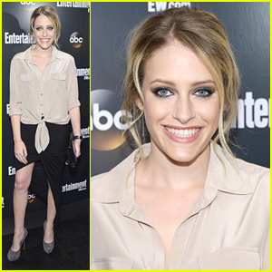 Carly Chaikin: 'Dalia Is The Antithesis of Me'