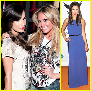 Cassie Scerbo & Josie Loren Walk The Runway for MS Gala