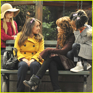 Debby Ryan: Evil Twins on 'Jessie'!