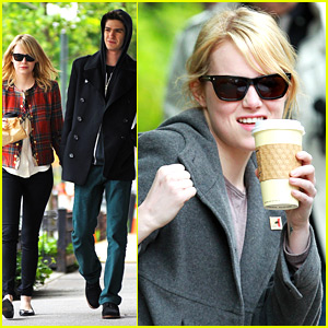Emma Stone & Andrew Garfield: New 'Amazing Spider-Man' Trailer!