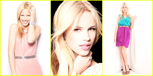Halston Sage: JJJ Portrait Session!