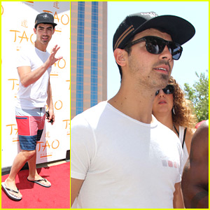 Joe Jonas: Goodbye, Hollywood Records