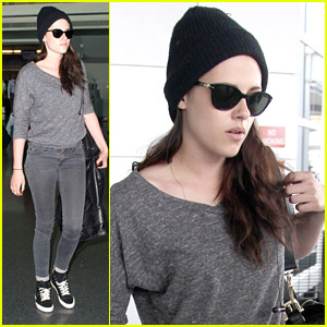 Kristen Stewart: Beanie In The Big Apple
