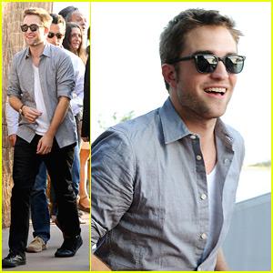 Robert Pattinson: Re-Teaming With David Cronenberg?