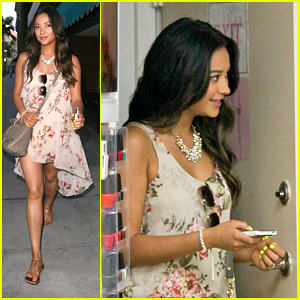 Shay Mitchell: No More 'Mrs. Nice Emily'