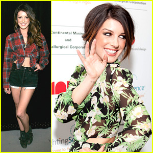 Shenae Grimes: 2012 L.E.D. Ball