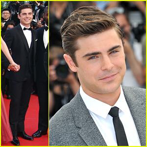 Zac Efron: 'The Paperboy' Premiere in Cannes!