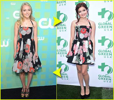 Fashion Faceoff: alice + olivia 'Marie' Dress