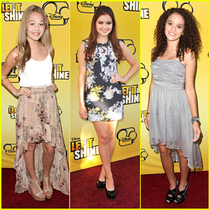 Ariel Winter & Kelli Berglund: 'Let It Shine' Sweeties