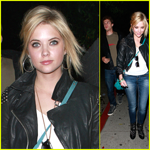 Ashley Benson: Is Hanna &#038; Mona's Friendship Still Possible?