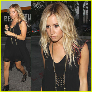 Ashley Tisdale: Win a Trip to Los Angeles!