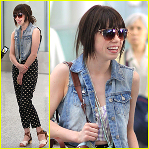 Carly Rae Jepsen: 'One Lucky Duck'