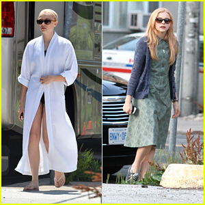 Chloe Moretz: Day 2 on 'Carrie'!