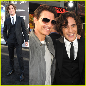 Diego Boneta on Julianne Hough: 'She's Awesome'