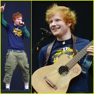 Ed Sheeran: BBC Radio 1 Performer!