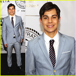 Jake T. Austin Honors Tom Cruise at The Friars Club