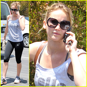 Jennifer Lawrence: Tella-Phoner