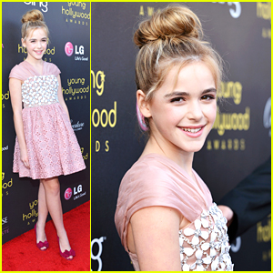 Kiernan Shipka - Young Hollywood Awards 2012