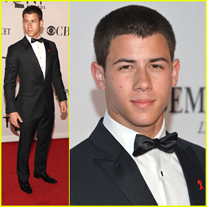 Nick Jonas - Tony Awards 2012