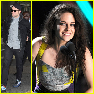 Robert Pattinson: 'Twilight' Wins Movie Of the Year at MTV Movie Awards!