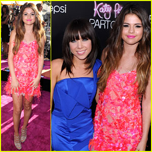 Selena Gomez: 'Katy Perry: Part of Me' Premiere!