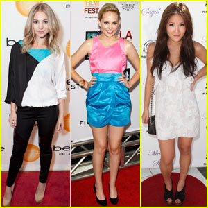 Allie Gonino &#038; Meaghan Martin Join 'Geography Club'