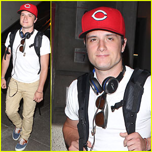 Josh Hutcherson: LAX Hottie