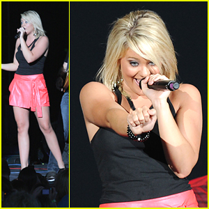 Lauren Alaina Sings Kitty Wells Tribute - Listen Now!
