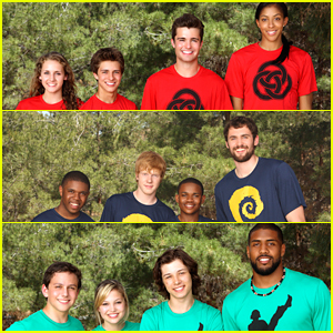 Meet The 'TRYathlon' Teams!