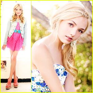 Peyton List: JJJ Exclusive Portrait Session!