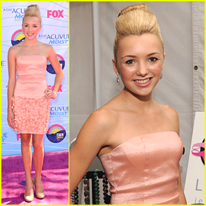 Peyton List - Teen Choice Awards 2012