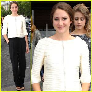 Shailene Woodley: 'White Bird' Leading Lady!