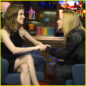 Anna Kendrick Ducks 'Fifty Shades of Grey' Questions