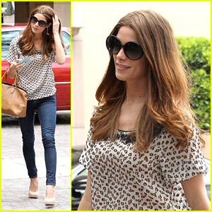 Ashley Greene: 'Twilight' Fans Made Her Cry -- In A Good Way