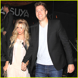 Ashley Tisdale: Katsuya with Scott Speer