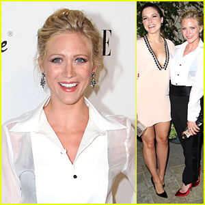 Brittany Snow: Songbird Party with Sophia Bush