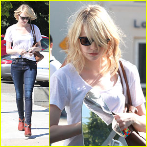 Emma Stone: Formerly Known as Riley Stone