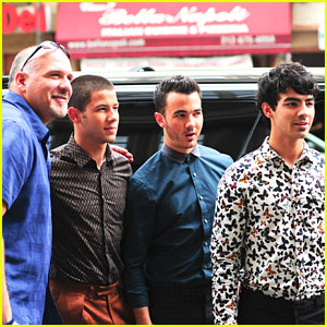Jonas Brothers: 'Today Show' Trio