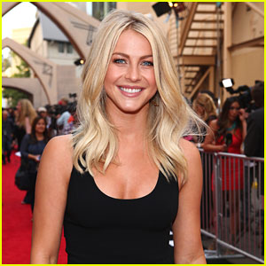 Julianne Hough: 'Time and a Half' Starlet