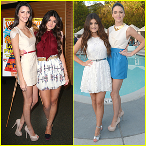 Kendall &#038; Kylie Jenner: Seventeen Mag Signing!