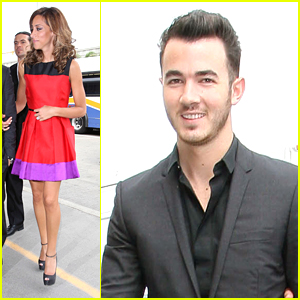 Kevin &#038; Danielle Jonas: Back To The East Coast
