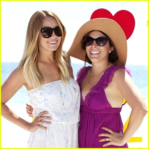 Lauren Conrad: Kia Beach Party Pretty