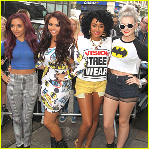 Little Mix: BBC Radio Beauties