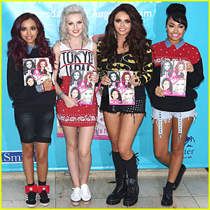 Little Mix: Book Signing Sweeties