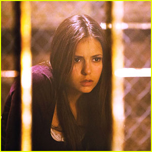 Nina Dobrev: First Look at Elena, The Vampire!